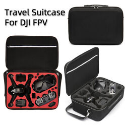 Portable Drone Bag Storage Carry Case Suitcase for DJI FPV Drone Accessories $30.85