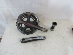 Stages Power Meter Dura Ace FC 7950 175mm 50 34T Compact Ant Crankset w BB $419.99