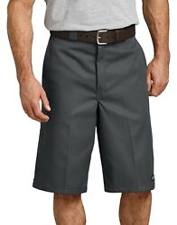 Dickies Mens 13 Inch Loose Fit Multi Pocket Work Short Big Tall Charcoal Size 48 $23.80