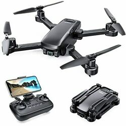 Tomzon D30 GPS Foldable Drones with 4K Camera for adults 5G WIFI Quadcopter $234.06
