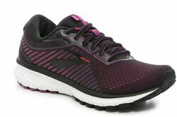 Brooks Gost 12 Women#x27;s Sz 8 Black Pink Running Shoes Sneakers Athletic $42.00