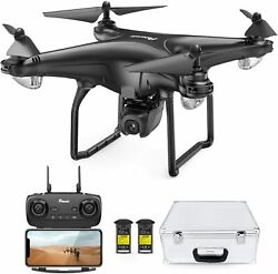 Potensic D58 FPV Drone with 2K Camera 5G WiFi HD Live Video GPS amp; Follow Me $110.00