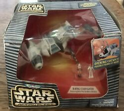 Star Wars Action Fleet B Wing Star Fighter Micro Machines $22.99