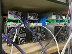 Bitmain Antminer L3 Power Supply And Standoff. Updated Firmware 600 MH DOGE $2250.00