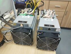 BITMAIN ANTMINER S9 13.5 15 TH s $750.00