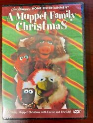 A Muppet Family Christmas DVD 2002 Freeamp;Fast Shipping