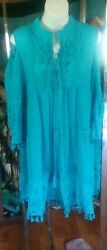 Womans Boho Dress Size XL $24.90