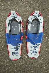 Tubbs Snowshoes Kids 19quot; Storm Winter Snow Shoes $58.00