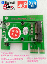 mini PCIE to PCIE adapter card $18.00