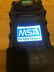 MSA Altair 5X Gas Detector O2 CO H2S PLUS CHARGER Sampler Probe Included $399.00