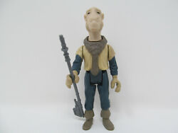 Yak Face reproduction vintage style Star Wars action figure w weapon Yakface 4quot; $36.00