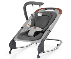 Born Free Kova Baby Bouncer Baby Rocker with Two Modes of Use Removable Toys $89.98