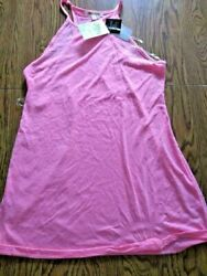 Miken Swim Cotton Candy Beach Cover Up Size Small $13.56