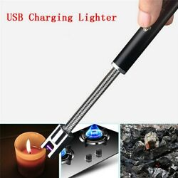 Gas Cooker Kitchen Lighter Oven Stove Long Candle Camping BBQ Windproof Lighters $10.33