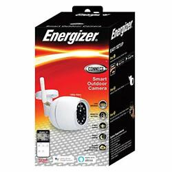 Energizer Connect Smart 1080p HD Certified Weatherproof Outdoor Camera with Remo $106.91