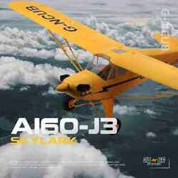RC Plane4 Channel 3D Flight RTF 2.4Ghz RC Aircraft with Brushless New $93.59