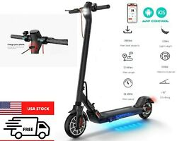 ELECTRIC SCOOTER ADULTLONG RANGE 22 MILES FOLDING E SCOOTER SAFE URBAN COMMUTER $399.99