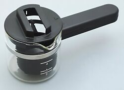 DeLonghi Replacement Glass Black Carafe For Coffee Combi Machines 7313285449 $11.74
