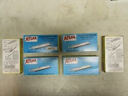 6 ATLAS #65 UNDER TABLE SWITCH MACHINES LOT 976 $49.95
