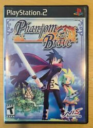 Phantom Brave: Special Edition Game Sound track * Complete in Box * PS2 CIB $19.95