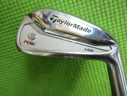 Nice Taylormade TP tour preferred UDI 3 20 iron s400 soft stepped shaft $132.99