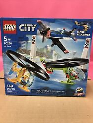 Lego Rivera 60260 5 Plus 140 Pieces City Air Race Flying Helicopter Toy 9287 $22.00