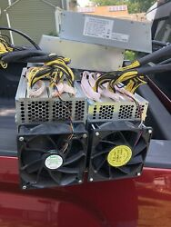 Antminer D3 w APW3 Power Supply 20ghs $197.00
