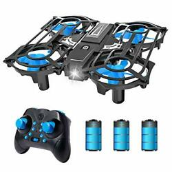 NH320 Mini Drones for Kids and Beginners RC Small Quadcopter Drone with 3 $36.36