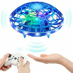 Mini Drones for Kids Multiple Remote Controls Hand Operated RC Quadcopter $27.74