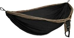 NWT green grey eno double nest deluxe hammock with atlas straps new with tags $120.00