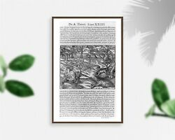 Photo: Hunting animals on snowshoes with spears and arrows1575Winter scene $14.99