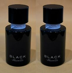 BLACK FOR HER by Kenneth Cole for Women 1.0 oz Eau de Parfum Spray *PACK OF 2** $16.95