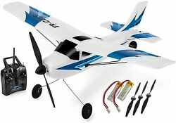 Race Plane 3 Channel Remote Control Airplane Ready to Fly Rc Planes for Adults $110.00
