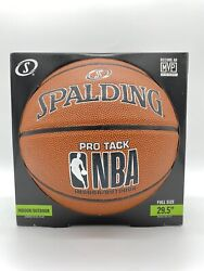 Spalding Pro Track Indoor Outdoor NBA Basketball Full Size 29.5quot; $23.48