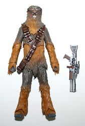 CHEWBACCA Figure STAR WARS BLACK SERIES 6quot; Scale 1 12 TARGET EXCLUSIVE $19.99