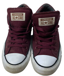 Converse All Star Women's Canvas Low Top Shoe Size 8 Woman's $28.49