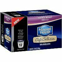 MAXWELL HOUSE FRENCH ROAST 100 K CUP $22.00