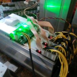 Antminer S9 13.5TH miner without ps..runs well $360.00