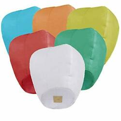 Chinese Lanterns 6 Pack Paper Weddings Birthday Party New Years Festival $13.69