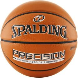 Spalding Precision Indoor Game Basketball 2021 Version Official Size 7 29.5quot; $39.99