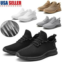 Running Shoes Sneakers Casual Men#x27;s Outdoor Athletic Jogging Sports Tennis Gym $19.81