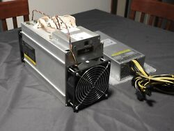 Bitmain Antminer L3 with Brand New PSU USED ASIC Litecoin Dogecoin $1200.00