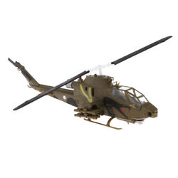 1 72 Scale Bell AH 1S Model Toy Helicopter Diecast Plane Model $26.11