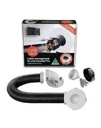 CableClear DIY Kit Behind Wall TV Wire Kit New Sealed $62.99