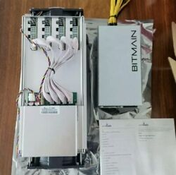 New Bitmain Antminer L3 with APW 3 Power Supply Scrypt LTC DOGE 504 MH s $1699.99