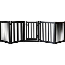 Dynamic Accents Amish Craftsman Highlander Series Solid Wood Pet Gates are Handc $300.00
