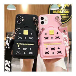 Cute Bag Pattern Case For iPhone 13 11 Pro Max 12 Pro Max XS Msx XR XS $10.44
