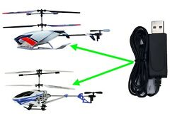 Sky Rover Renegade King Helicopters Charger $12.50