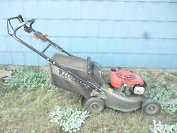 HONDA COMMERCIAL LAWN MOWER HRC216HXA HYDROSTATIC PARTS ONLY $124.99