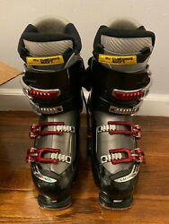 Preowned Salomon ski boots Size MDP 26 U.S Size 88 Excellent Condition $60.00